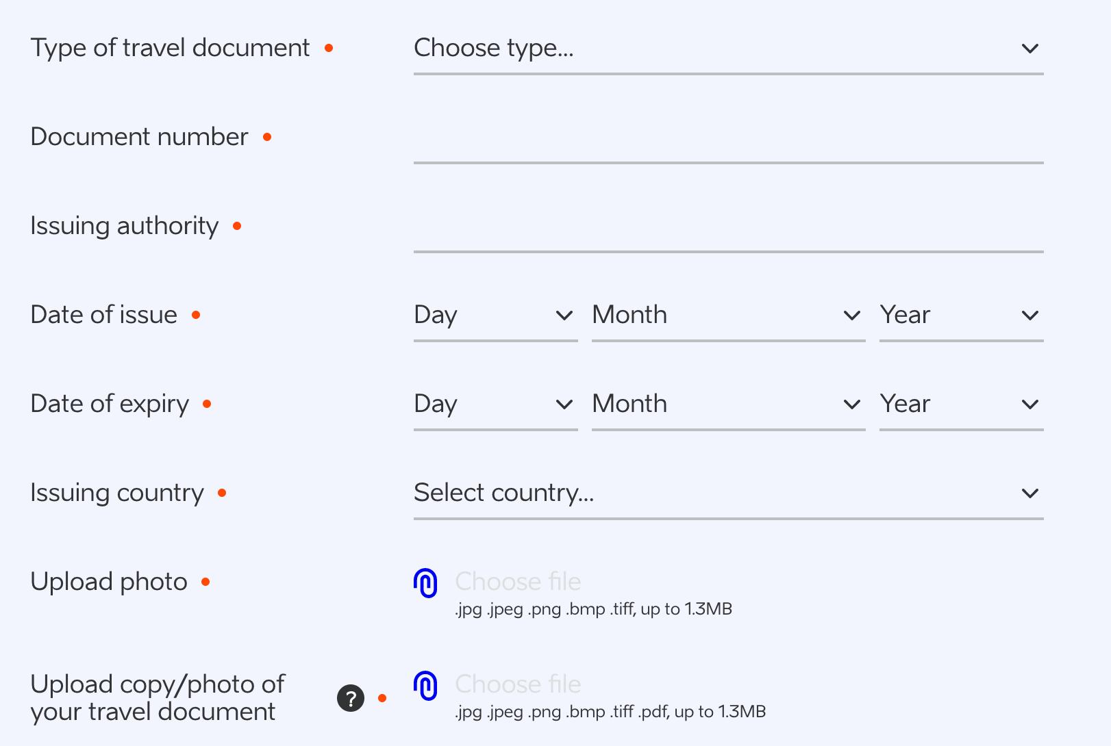 El proceso de registrarse como e-Resident