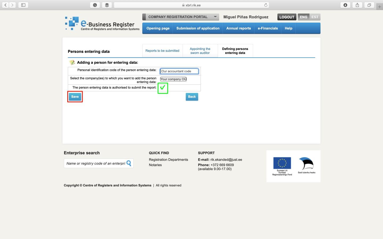 Cómo darnos permiso para realizar el informe anual de actividades de tu empresa en Estonia