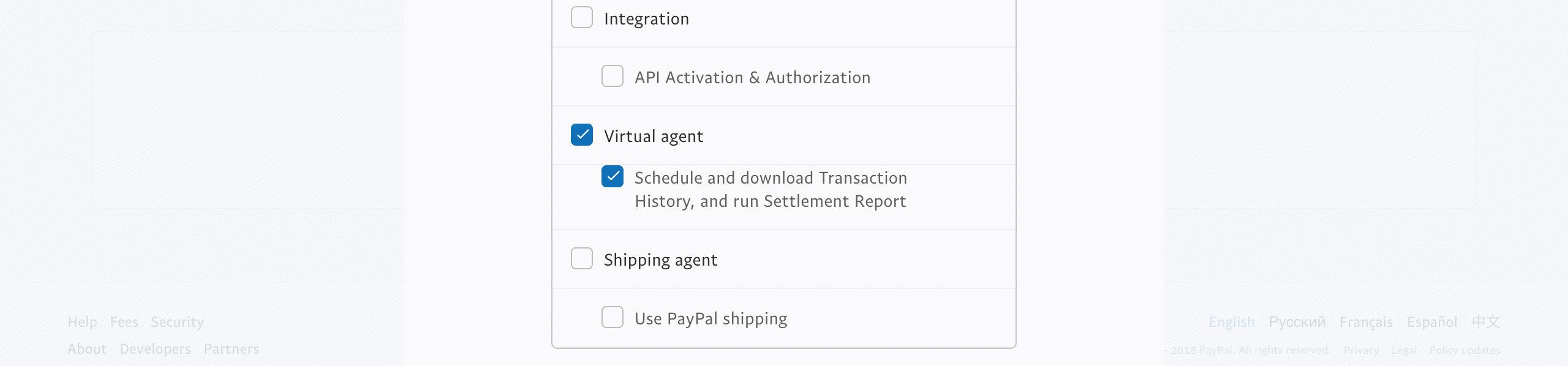 permiso acceder Paypal, Cómo Darnos Permiso Para Acceder A Paypal Para El Matching De Tu Contabilidad