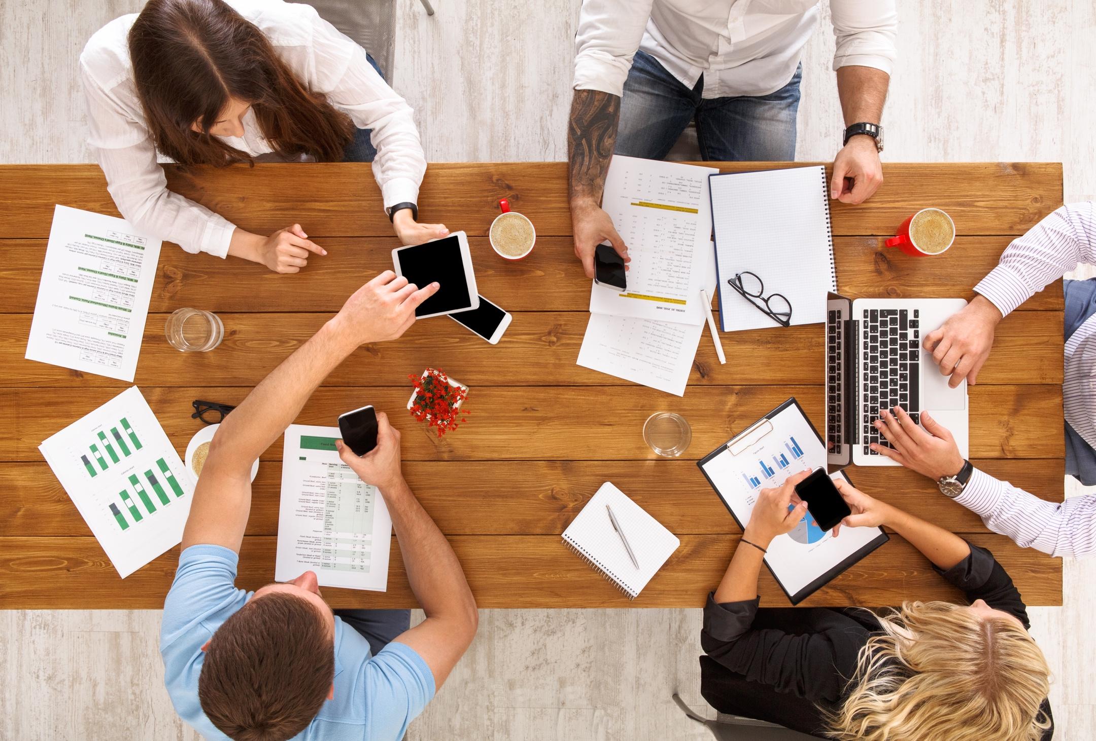 Trabajo En Equipo | Tu Empresa En Estonia