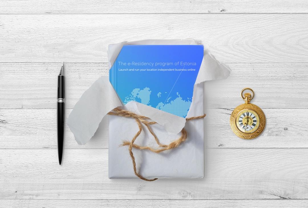 El libro sobre la e-Residency de Estonia