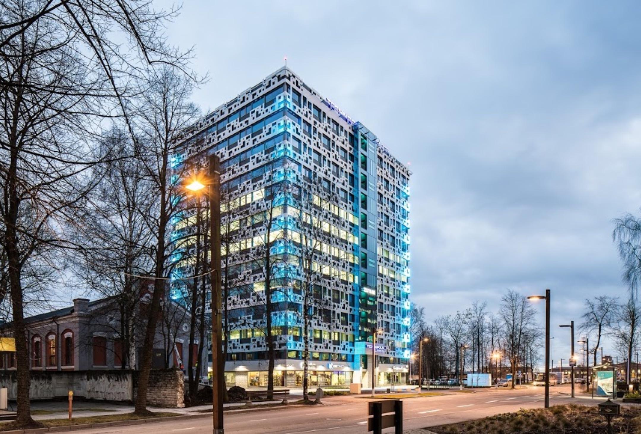 Oficina En Tallin De Tu Empresa En Estonia