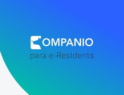 Companio para e-Residents, gestiona tu negocio online en Estonia